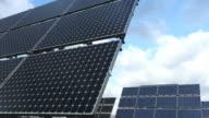 Solar Energy - Time Lapse video