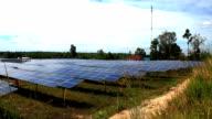 Solar Energy Timelapse video