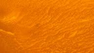 Solar Flare Close-up video
