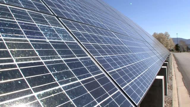 Solar Panel video