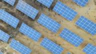 Solar Panels. Alternative Energy. video