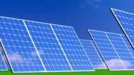 Solar panels video