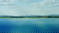 PAN TL Solar Power Plant in Bavaria (4K/UHD to HD) video