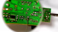 Soldering a Circuit Board video