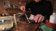 Soldering Iron video