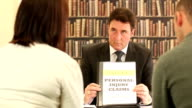 Solicitor / Lawyer talking about Personal injury claims video
