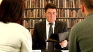 Solicitor offering advice - Personal Injury claim video