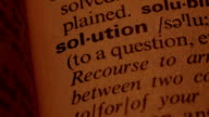 Solution video