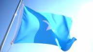 Somalian Flag video