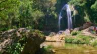 Soria Waterfall,Cuba video