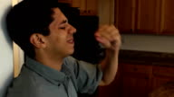 Sorrowful Young Latin Male version b video