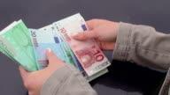 Sorting Money video