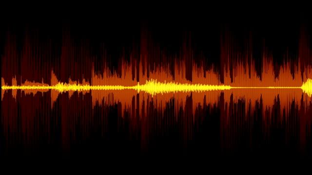 Sound Wave video