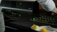 HD CLIP: Soundboard video