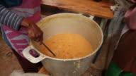 Soup distribution video