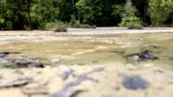 source of water flowing video