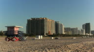South Beach lifeguard  huts video
