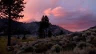 South Sierra Sunset video