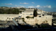 Southern Wall Excavation and Western Wall video