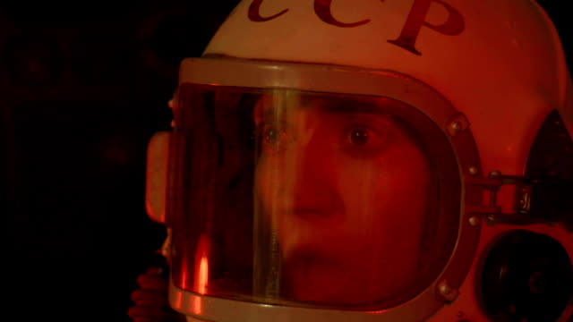 Soviet Cosmonaut in Pain video