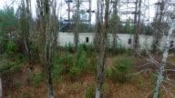 Soviet horizon radar station 'Duga' in the Chernobyl exclusion zone video