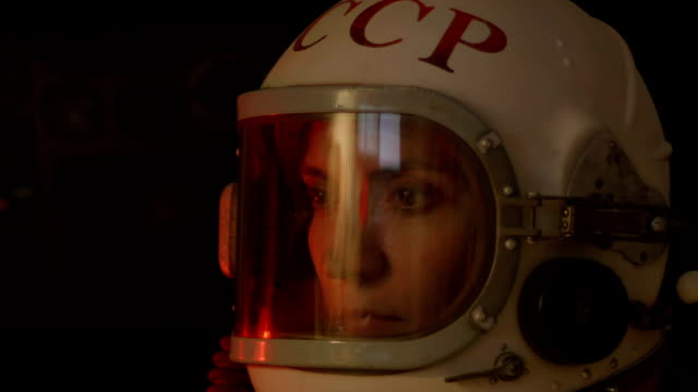 Soviet Woman Cosmonaut video