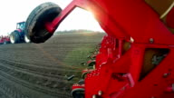 Sowing of maize video