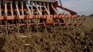 SLO MO Sowing On The Field video