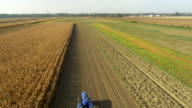 AERIAL Sowing The Field video