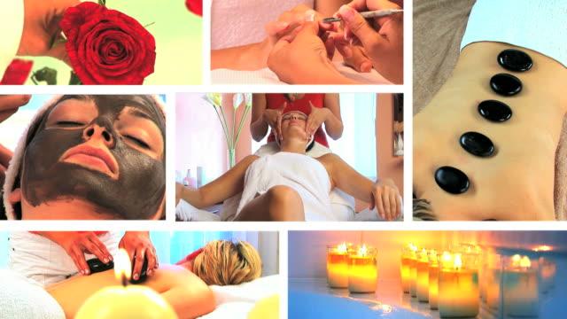 Spa & beauty multiscreen video