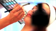 Spa treatment and beauty video
