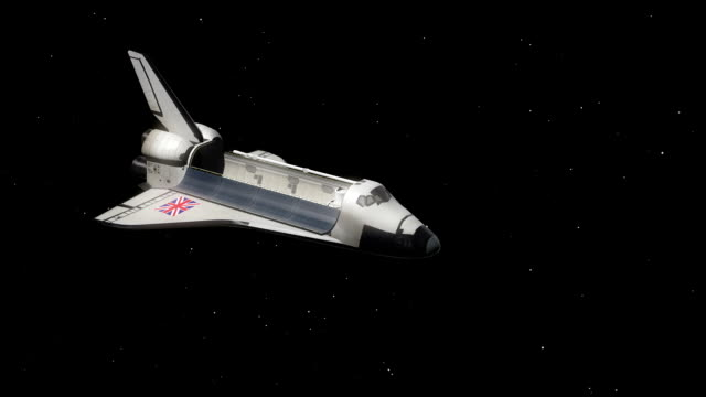 Space Shuttle UKSA, UK video