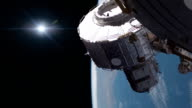 Space Station Construction video
