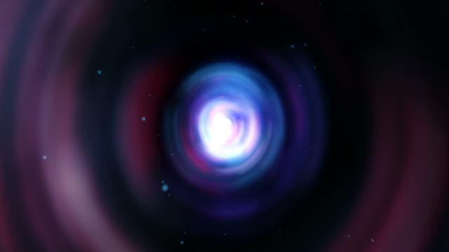 Space Time Vortex video