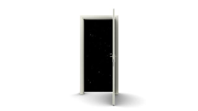Space Warp Door video