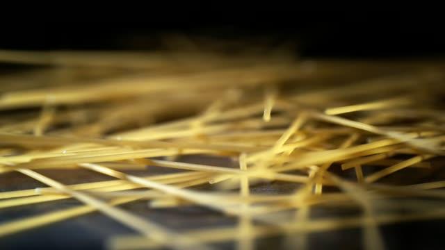 Spaghetti Pasta Falling Down video