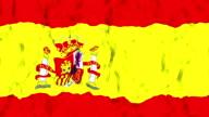 Spanish Flag video