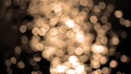 Sparkling abstract water or lights - 1080p video