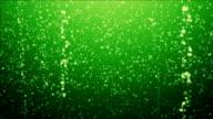 Sparkling sprite bubbles loop background video
