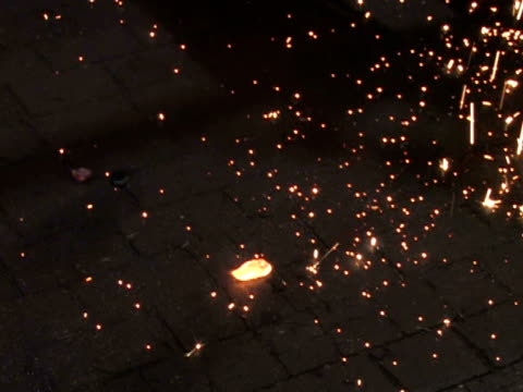 Sparks Falling 2 video
