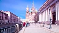 Spas na krovy. St. Petersburg. Russia video