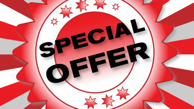 Special Offer video