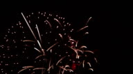 Spectacular Fireworks HD video