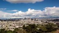 Spectacular San Francisco Skyline Timelapse video