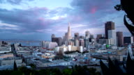 Spectacular San Francisco Sunset video