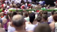 Spectators video