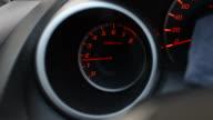 speed meter digital dial car video