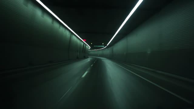 speeding in the tunnel video