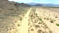 Speeding through the desert video