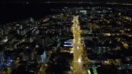 Speeding through the night video